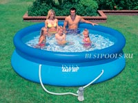 Надувной бассейн Intex Easy Set Pool 28122, 305 х 76 см