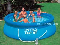 Надувной бассейн Intex Easy Set Pool 28146, 366 х 91 см
