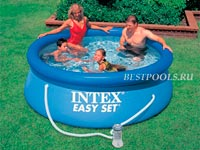Надувной бассейн Intex Easy Set Pool 28112, 244 х 76 см