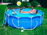 Каркасный бассейн Intex Metal Frame Pool 54424, 366 х 99 см