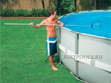 Каркасный бассейн Intex Ultra Frame Pool 28326, 488 х 122 см