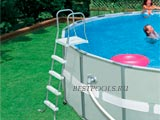 Каркасный бассейн Intex Ultra Frame Pool 28334, 549 х 132 см