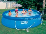 Надувной бассейн Intex Easy Set Pool 28166, 457 х 107 см