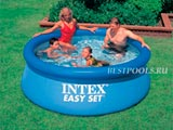 Надувной бассейн Intex Easy Set Pool 28110, 244 х 76 см